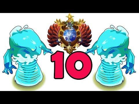 GORGC LAST GAME FOR TOP 10 (Gorgc Dota Highlights)