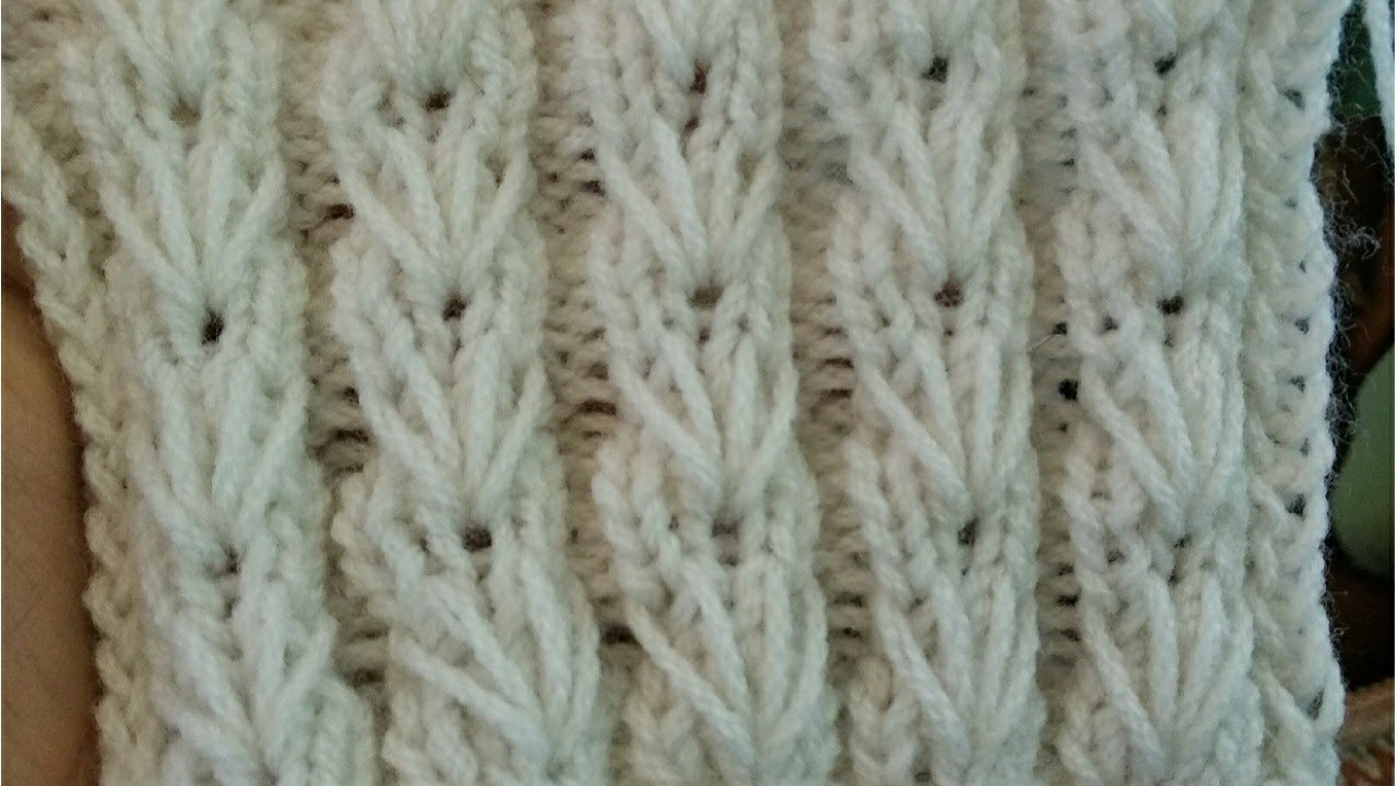 6dd4d5505b17 Easy knitting design  pattern for beginners  ladies and gents ...