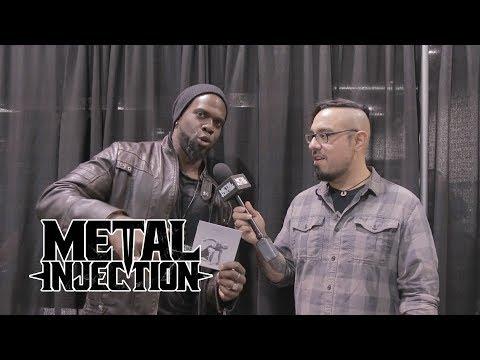 HYVMINE's Al Joseph On The New Album, Getting Into Metal | Metal Injection