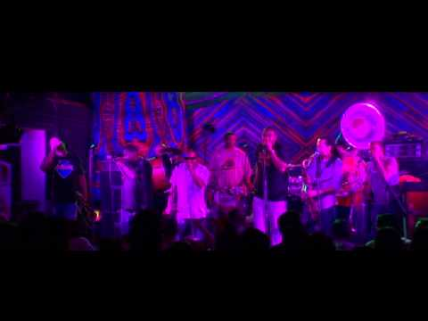 "REBIRTH BRASS BAND - ""Live at the Howlin Wolf"""