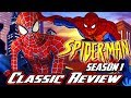 Spider-Man: The Animated Series (1994) Season 1 CLASSIC REVIEW
