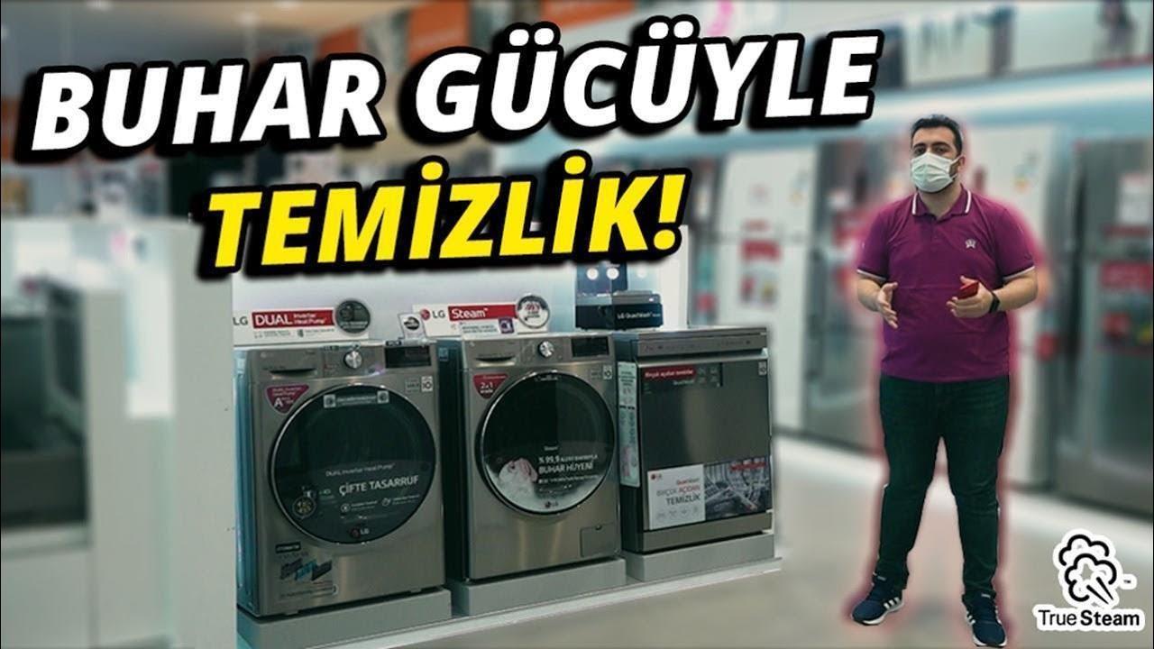 LG ÇAMAŞIR MAKİNESİ DETAYLI  KULLANIMI VE ANLATIMI
