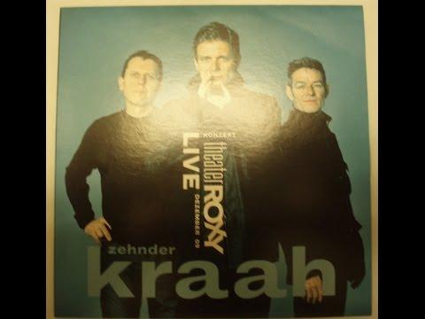 Zehnder Kraah Trio - Live Im Roxy