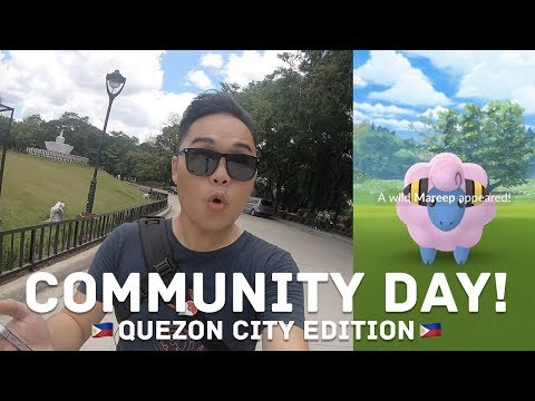 COMMUNITY DAY IN QUEZON CITY + WHY OUR EVENT GOT EXTENDED! - Silph Scope