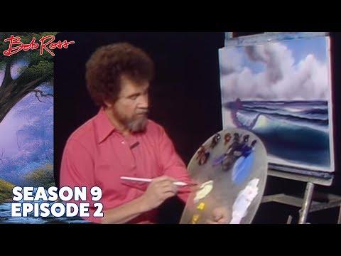 Bob Ross  Surf's Up (Season 9 Episode 2)