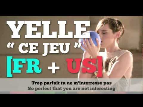 Yelle - Ce Jeu Lyrics [French + US] HD