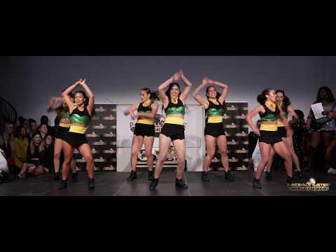 Vanilla Dance Crew, Dancehall Master World 2018, Crew Choreo #1