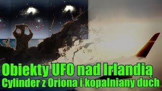 Obiekty UFO obserwowane przez pilotów,  obiekt z mgławicy Oriona i tajemnicze zdjęcie