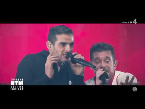Download NTM feat Fianso - 93 Sur le Drapeau - 93 Empire LIVE - Accor Hotel Arena (Bercy)