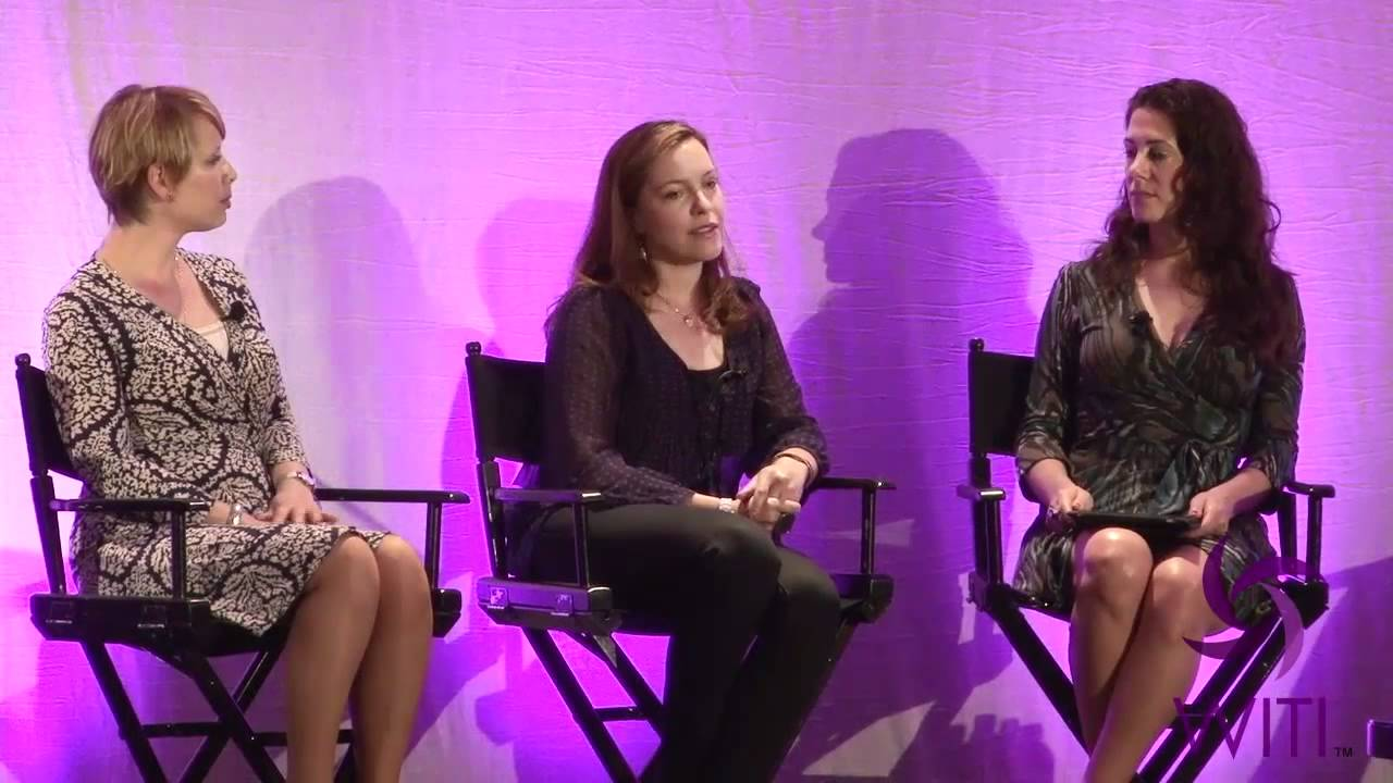 2012 WITI Summit: Business Goes Social Panel Discussion - YouTube