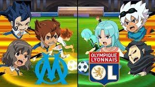 [Full HD 1080P] Inazuma Eleven Extra Match of Ligue 1 ~ Marseille vs Lyon ※Pokemon Anchor※