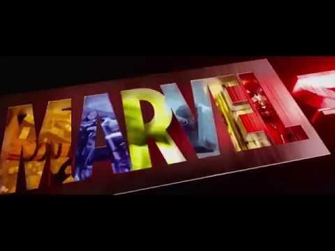 V Letter 3d Wallpaper New Marvel Studios Logo Released At Comic Con 2016 Youtube