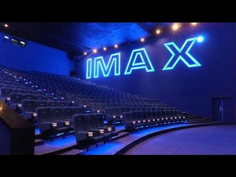 I MAX 4D - PVR SUPERPLEX  LOGIX NOIDA INNER VIEW