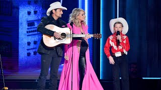 2018 CMA Awards: 'Yodel Boy' Mason Ramsey Steals The Show | Access