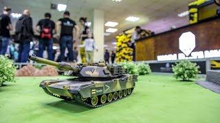 Танковий бій для дітей і дорослих. Танкові битви.