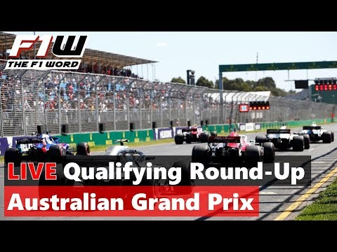 Live Qualifying Round-Up: Australian Grand Prix