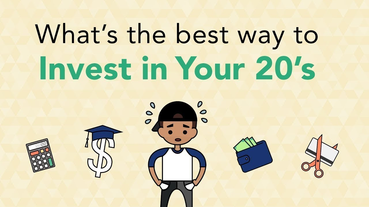 investing in your 20s: start investing early
