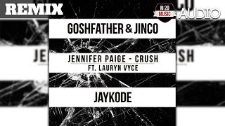 [FUTURE BASS] Jennifer Paige - Crush (Goshfather & Jinco X JayKode Edition) ft. Lauryn Vyce [60 FPS]