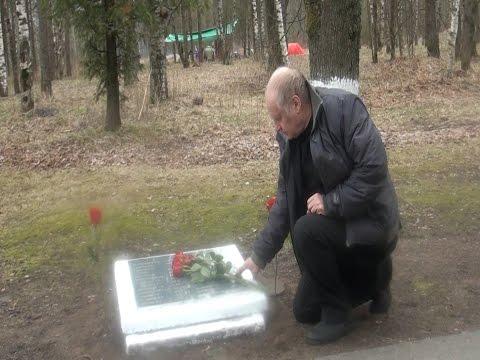 """Журналист """"Комсомолки"""" Евгений Черных нашел могилу дяди на Синявинских высотах"""