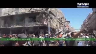 رمضان داعش: تفجيران إرهابيان في السيدة زينب  –  باسل العريضي     11-6-2016