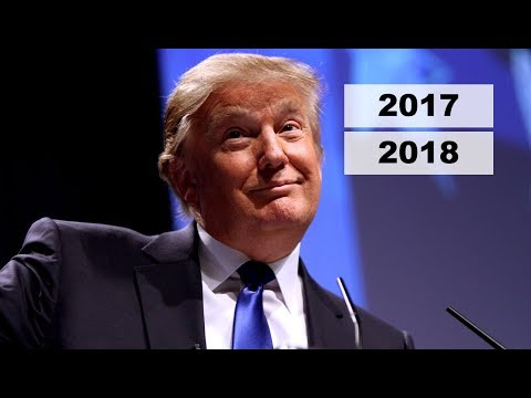 President Donald Trump 🇺🇸 2017 & 2018 Psychic Predictions Reading [Celebrity Psychic Reading]