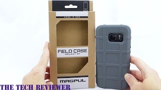 Magpul Field Case for Galaxy S7: Grippy, Cheap and Protective!