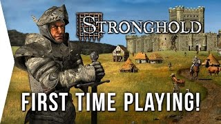 Stronghold HD ► 1 Hour of Learning & Gameplay! - [Nostalgiasm]