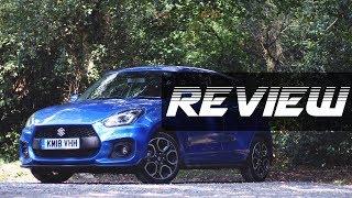 2018 Suzuki Swift Sport Review - small but punchy? | Music Motors