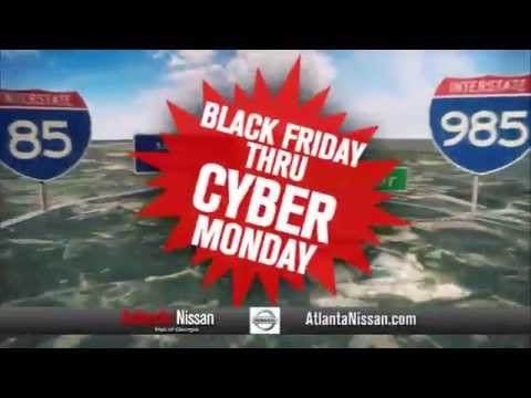Sutherlin Nissan Mall Of Georgia   Black Friday Through Cyber Monday