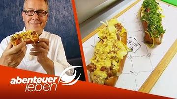 Dirk Hoffmann probiert sich durch Amsterdam: Hauptsache frittiert | Abenteuer Leben | Kabel Eins