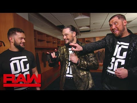 Bo Dallas & Curtis Axel aim to form a new club with Finn Bálor: Raw, April 23, 2018