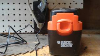 Tutorial: How To Use Charger For Black & Decker 24 Volt Rechargeable Weed Eater Battery