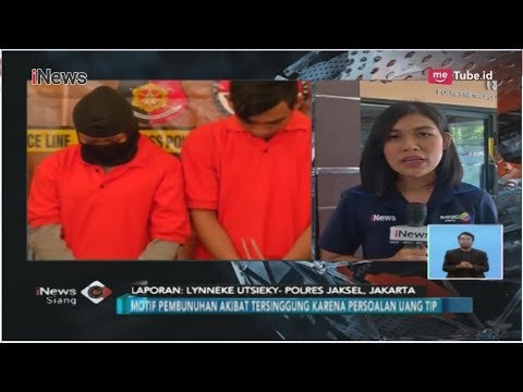 Dua Pelaku Pembunuhan Wanita Dalam Lemari Masih Jalani Pemeriksaan Polres Jaksel - iNews Siang 23/11 Mp3