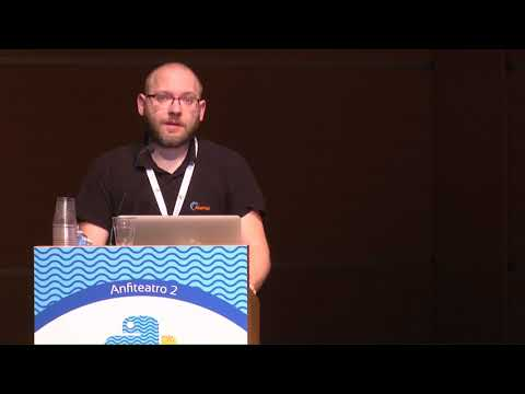 Michal Wysokinski - Running Python code in parallel and asyn