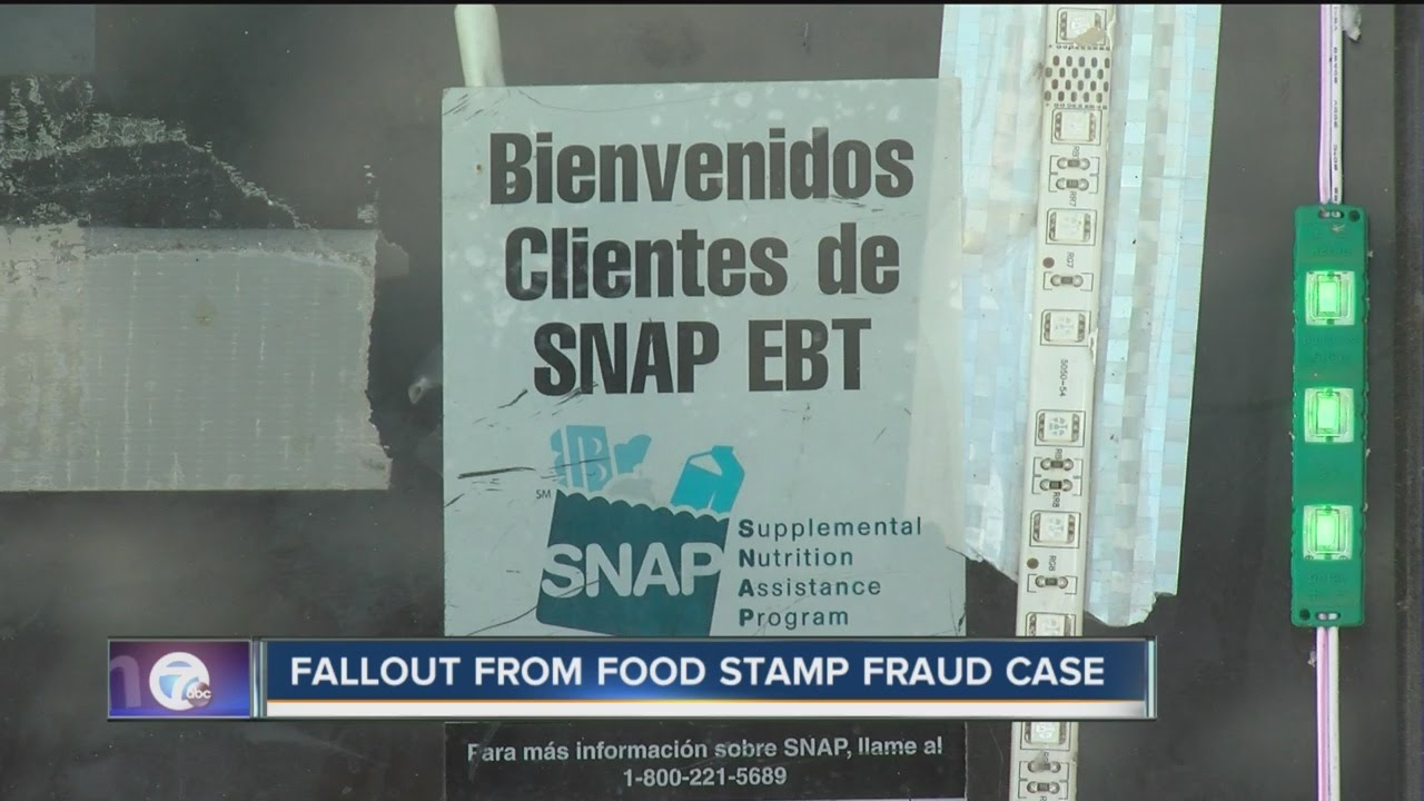 food stamp fraud case study More than $1 million in food stamp charges signaled fraud at convenience store, feds say when investigators started examining a south florida convenience store's receipts, they figured it was either uncommonly popular with food stamp recipients or the owner was operating a fraud.