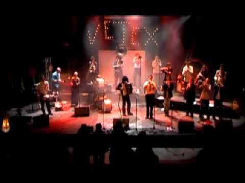 Orchestre International du Vetex / Stockholm / on stage