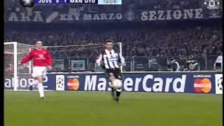 Manchester United 3 - 0 Juventus Part 1