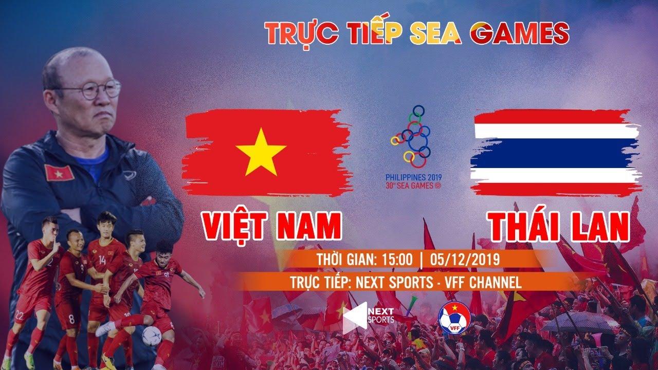 Xem lại U22 Việt Nam vs U22 Thái Lan, SEA Games 30 – 5/12/2019