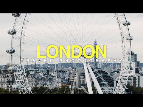 FIRST TIME IN THE LONDON | Canon Travel Photography + Sights and Sounds