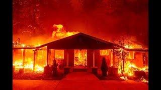 #LTMundo   Continúa conmoción en EE.UU. por incendios en California