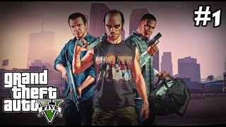 Zaczynamy przygodę! ㋡ Grand Theft Auto V [#1] ㋡ Arikson