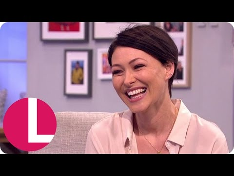 Emma Willis is Hoping for a Peaceful New Series of Celebrity Big Brother | Lorraine