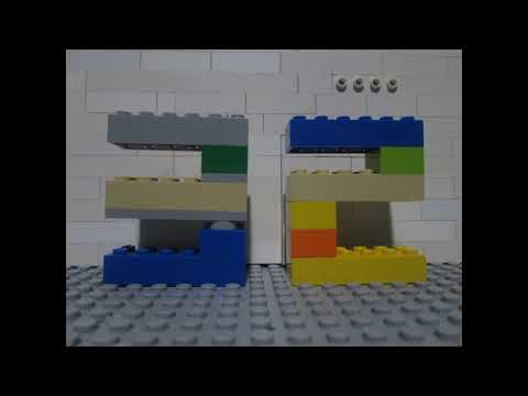 Lego Timer 1 minute (no music) - YouTube