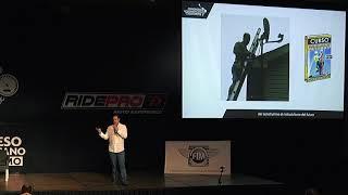 "Congreso Latinoamericano de Motociclismo, Daniel Villaveces ""Profesionalización"""