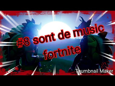 Fortnite Sont De Plusieurs Sortes De Musique.