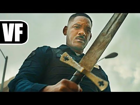 BRIGHT Bande Annonce VF (2017) Will Smith, Science Fiction streaming vf