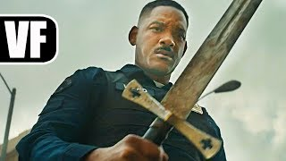 BRIGHT Bande Annonce VF (2017) Will Smith, Science Fiction streaming