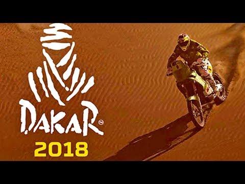 Финальна гонка - Ралли Дакар. Финиш!