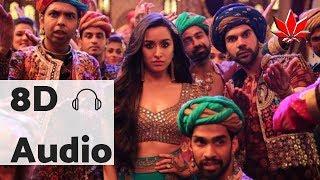 8D Sangeet |Nazar Na Lag Jaaye 8D Audio | STREE | Rajkummar Rao, Shraddha Kapoor