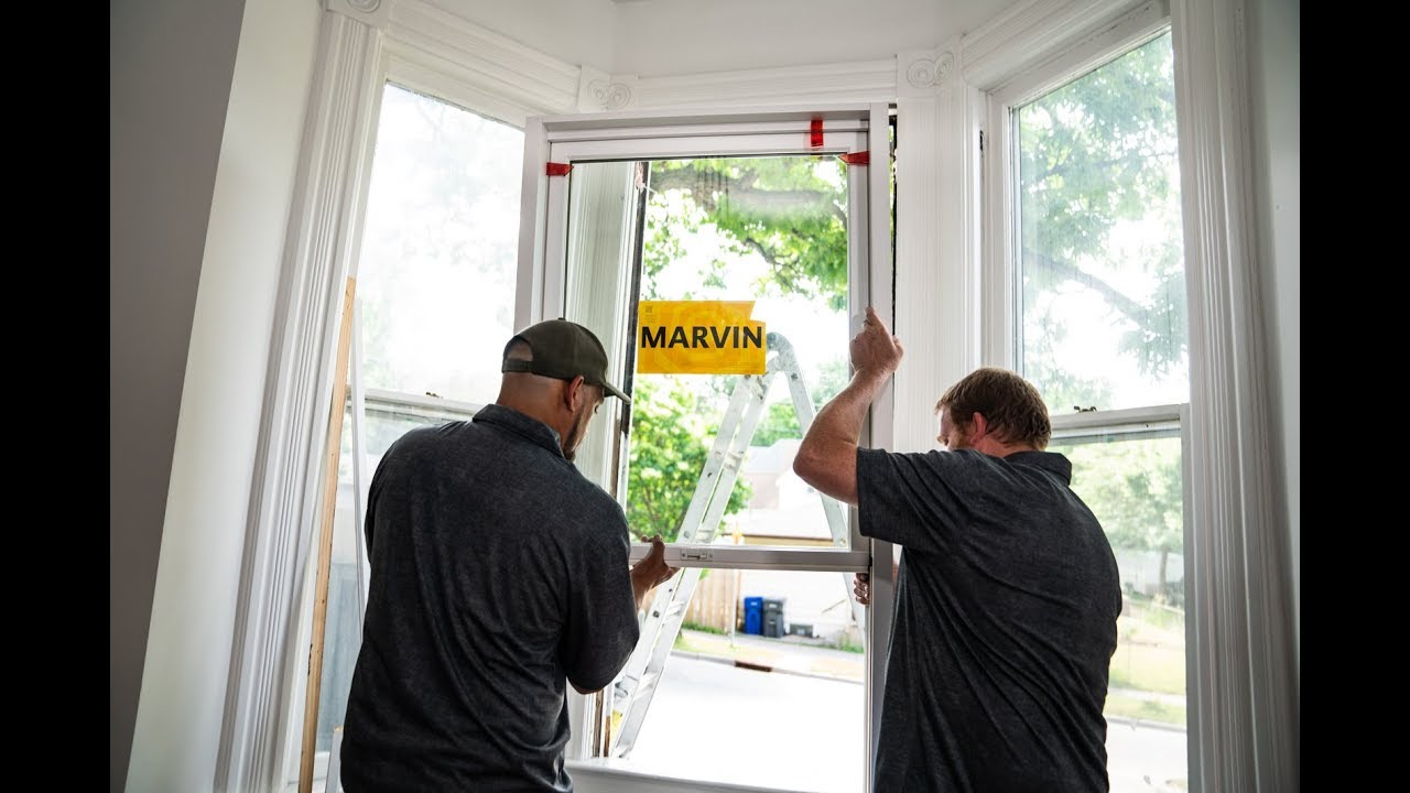 Marvin Ultimate Double Hung Insert G2 Window Installation Tips and Features